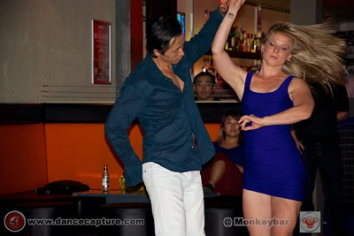 I Love Zouk party at Monkeybar in Canberra - 28 February 2014