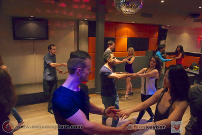 Zouk Class with Amit and Carolina