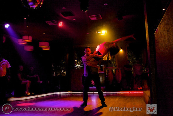 Zouk Performance - Ben and Cecile