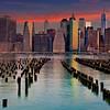 Twilight in Manhattan  6382 w27