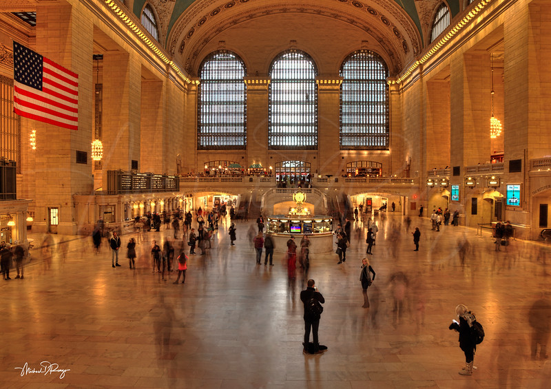 Grand Central Station  7555 w66