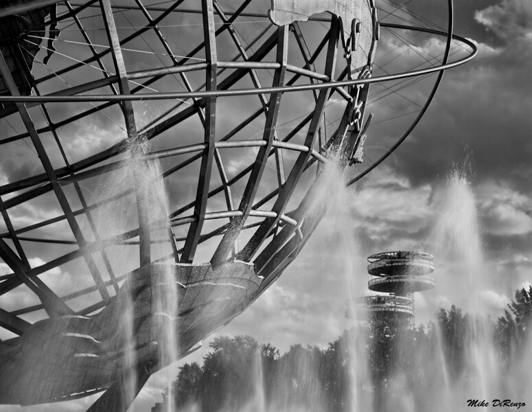 Top of the World  8370 w45 B&W