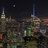 Top of the Rock by Moonlight 8772  w45