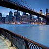 Brooklyn Bridge at Dusk  2888  w20