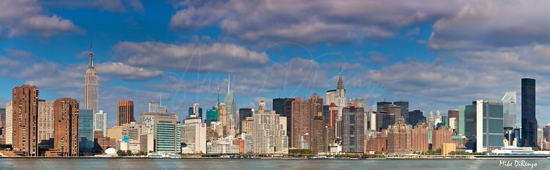Manhattan Panorama   1023