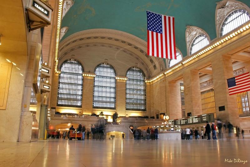 Grand Central Station     2005