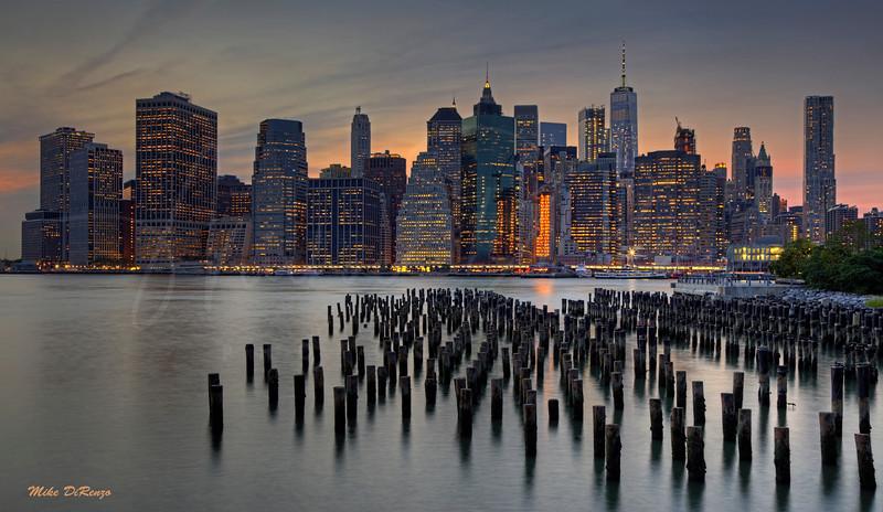 Manhattan Sundown 3390 w51