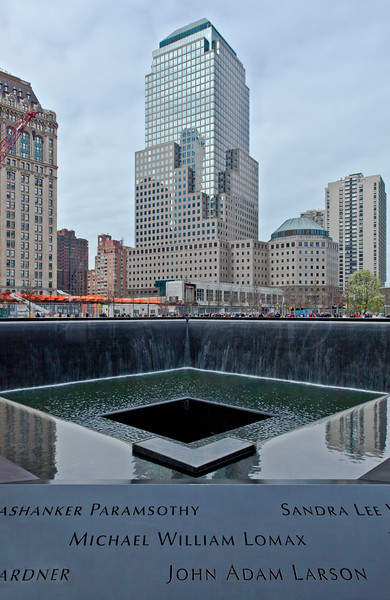 World Trade Center Memorial   2227  w19