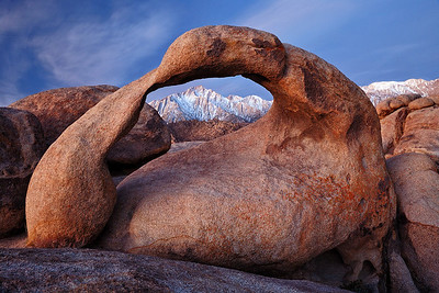 """CONTRASTS"" (Alabama Hills, CA)"