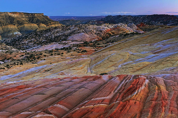 """""""THE PAINT FACTORY"""" (Grand Staircase, UT)"""