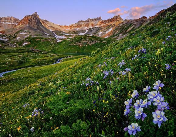 """ELEVATED BEAUTY"" (San Juan Mountains, CO)"