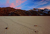 """MOVIN'"" (Death Valley, CA) - The famous moving rocks of Death Valley's Racetrack Playa."