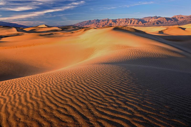 """""""DUNESHINE"""" (Death Valley, CA)"""