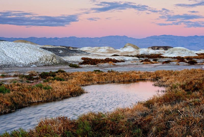 """HARSH LIFE"" (Death Valley, CA)"