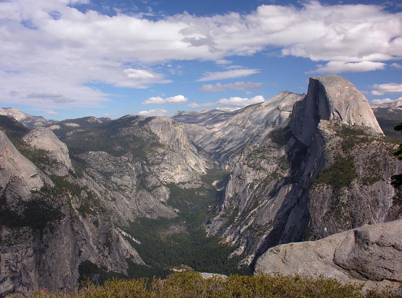 """HALF DOME"" (Yosemite NP, CA)"