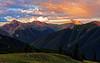 """SAN JUAN SUNRISE"" (San Juan Mts., CO)"