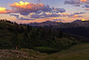 """STONY PASS SUNSET"""