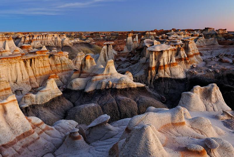 """""""ANOTHER WORLD"""" (Bisti Wilderness, NM)"""