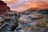 """""""CANYON GLOW"""" (Coal Mine Canyon, AZ)"""