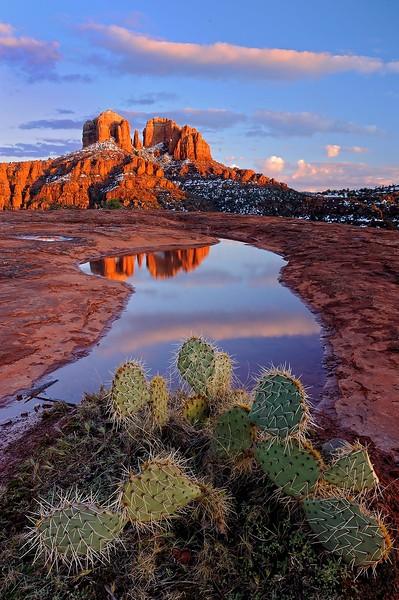"""HIGH DESERT CATHEDRAL"" (Sedona, AZ)"