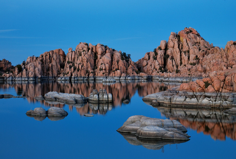 """GRANITE & GLASS"" (Granite Dells, Prescott AZ)"