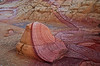 """SPLIT ROCK"" (Coyote Buttes South, AZ)- Way before The Beatles there was this psychedelic rock."