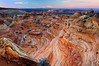 """SANDSTONE SYMPHONY"" (Coyote Buttes South, AZ)"
