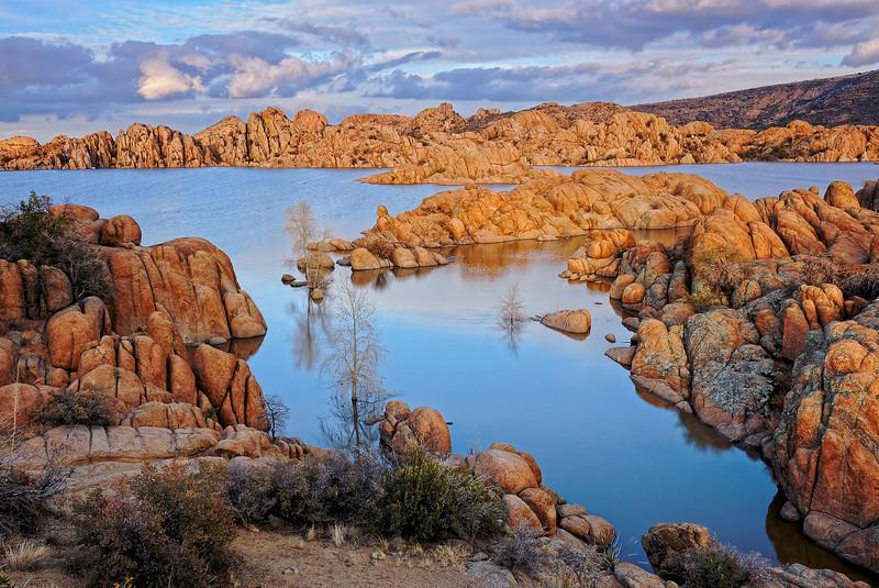 """""""WARM & COOL"""" (Watson Lake, AZ)"""