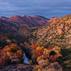 """AUTUMN'S GIFT"" (Sycamore Canyon Wilderness, AZ)"
