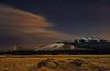 """""""MOONLIT PEAKS"""" (San Francisco Peaks, AZ)"""