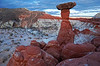 """PLANET HOODOO"" (Grand Staircase, UT)"