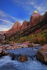 """VIRGIN RIVER SUNSET"""