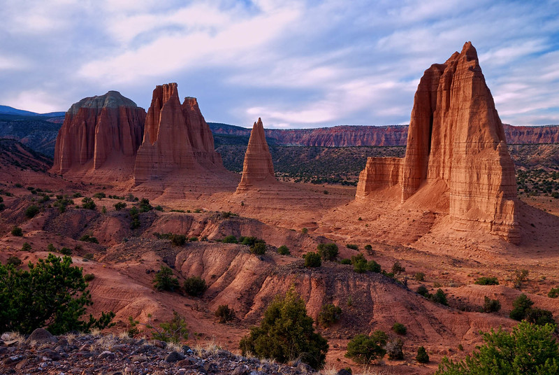 """CATHEDRAL VALLEY"" (Capitol Reef, UT)"