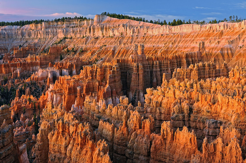 """MIRACLE IN STONE"" (Bryce Canyon, UT)"