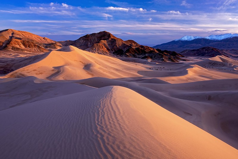 DEATH VALLEY, IBEX DUNES