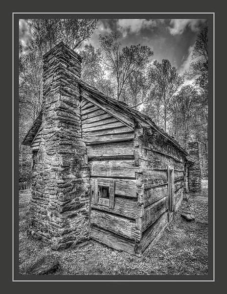 The  OLD  BALES  CABIN