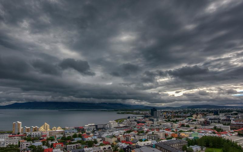 City Of Reykjavik, Reykjanes Iceland