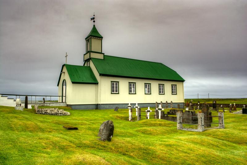 Church, Reykjanes Iceland