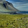 Shoreline, South Iceland