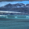 Mountains With Icebergs, South Iceland