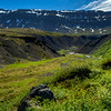 Valley, East Fjords Iceland