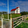 Brunnholskirka Church, South Iceland