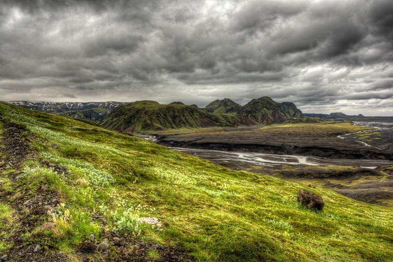 Pakgil, South Iceland