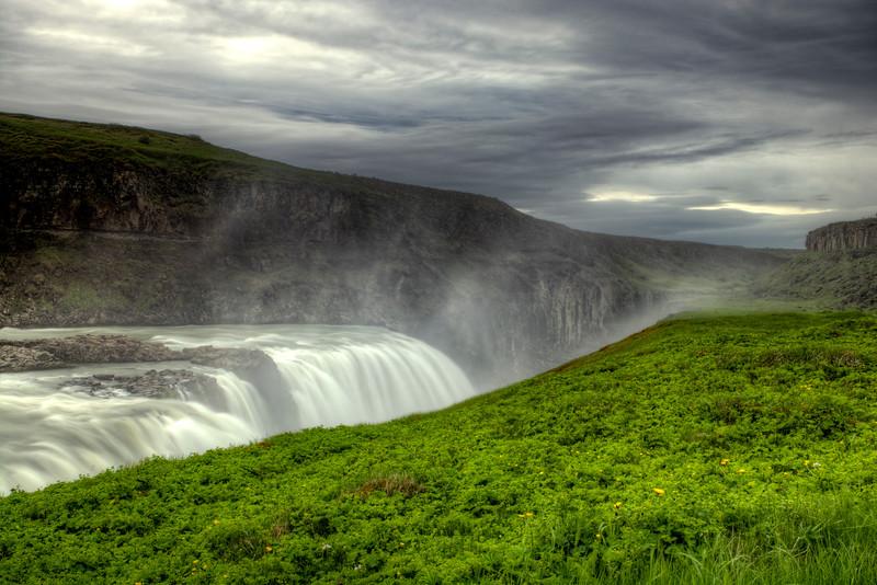 Gullfoss # 3, South Iceland
