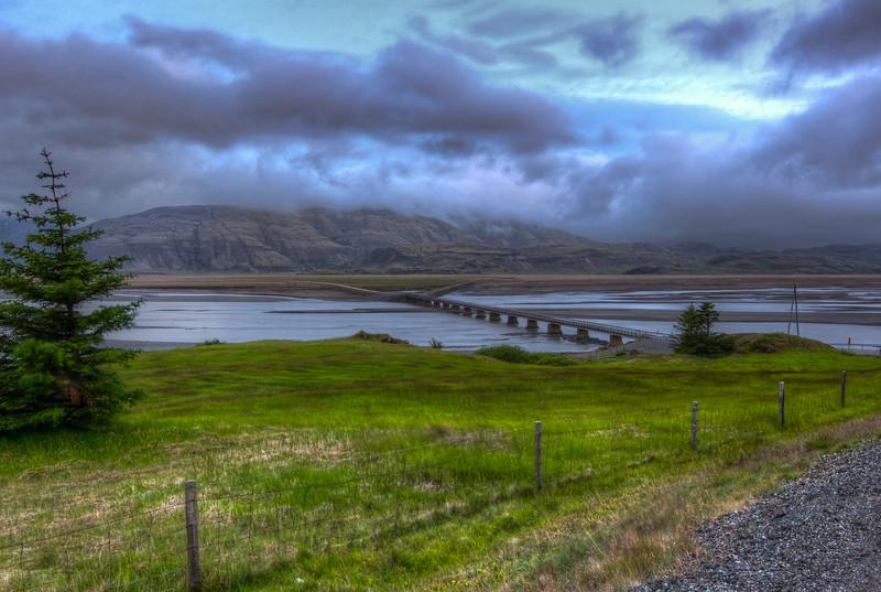 Bridge, South Iceland