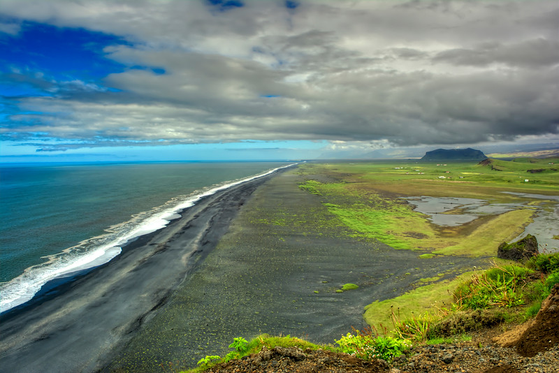 Reynisfjar Beach, South Iceland