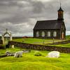 Hvalneskirka Church, Hvalsnes, Reykjanes Iceland