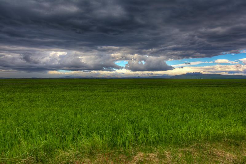 Cloud Landscape, South Iceland