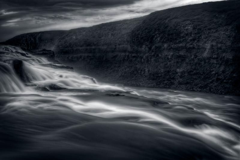 Gulfoss Waterfall, South Iceland # 2