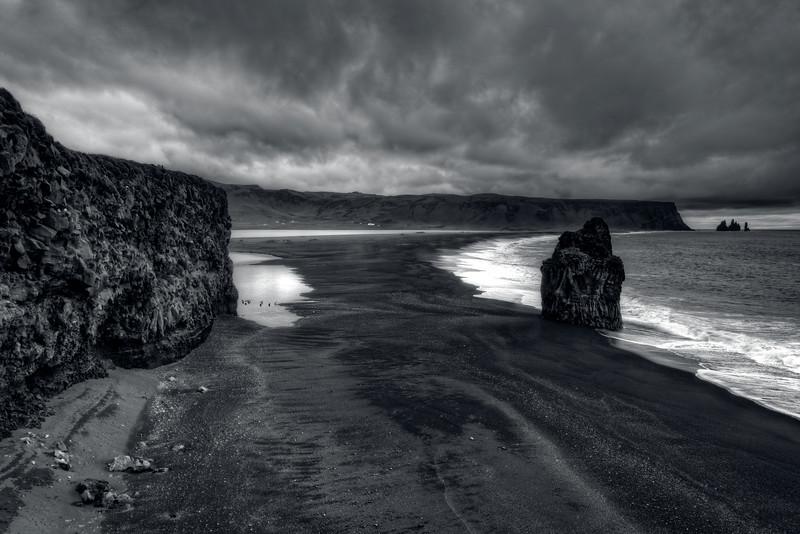 Vik Beach, Vik South Iceland